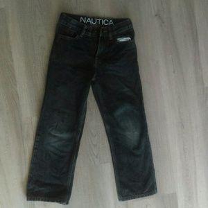 Nautica distressed boy jeans size 7